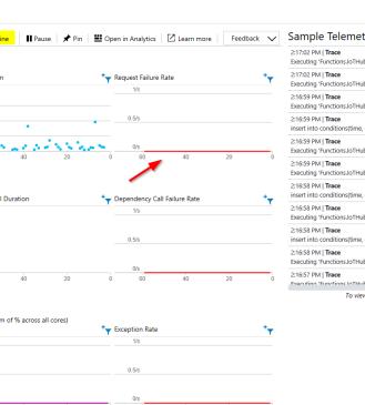Improving an Azure Function that writes IoT Hub data to TimescaleDB
