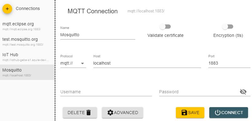 From MQTT to InfluxDB withDapr